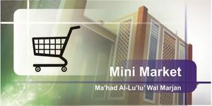 Photo of Minimarket Pesantren Al-Lu'lu' Wal Marjan dalam Proses