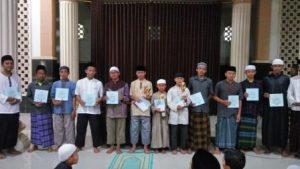 Bentuk Apresiasi Pesantren Kepada Para Utusan Mukhoyyam PULDAPII