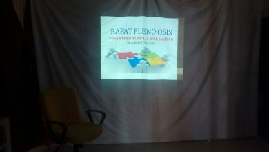 Photo of Rapat Pleno OSIS