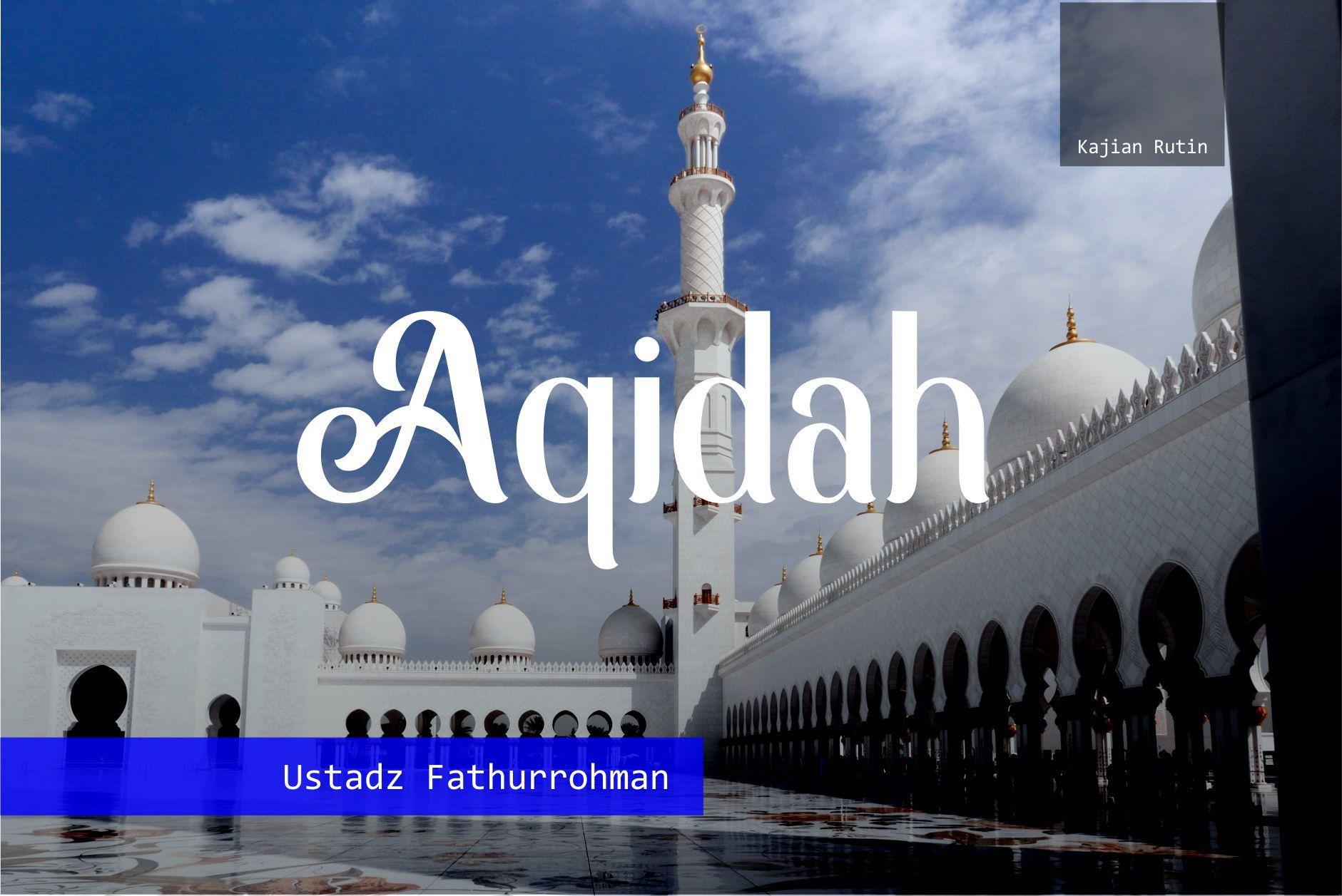 Keadaan Saat Turunnya Wahyu – Ustadz Fathurrahman