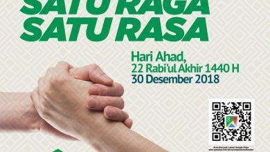 """Photo of Rekaman Kajian Bulanan """"Kaum Muslimin Satu Raga Satu Rasa"""" – Ustadz Rizal Yuliar Putrananda"""