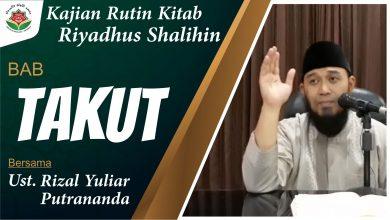 Photo of Sifat Takut Kepada Allah Ta'ala