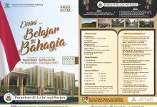 Photo of Pengumuman Tahap Pertama Kelulusan PSB TP 2020/2021